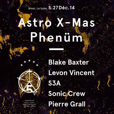 Phenüm 5irthday x Astro X-mas