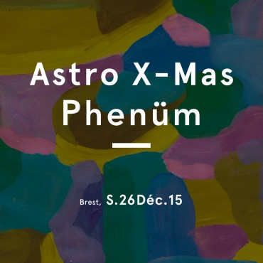 Phenüm 6irthday x Astro X-Mas